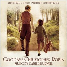 Carter Burwell - Goodbye Christopher Robin (Original Soundtrack) [New CD] All Hollywood Movie, Goodbye Christopher Robin, Love Simon, Film Score, Ready Player One, Picture Movie, English Movies, Movies Playing