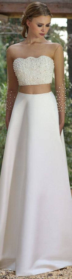 Christelle Atallah Couture Spring 2016
