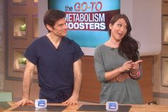 Dr Oz Go-To Metabolism Boosters