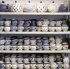 Countlan Magazine Issue 04 Notre Dame store in Copenhagen - Polish Pottery