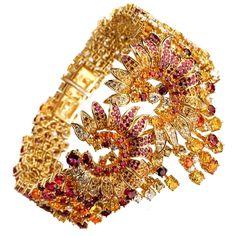 Breguet Cuff Gems Jewelry, High Jewelry, Luxury Jewelry, Bling Jewelry, Jewelry Box, Fantasy Jewelry, Bangle Bracelets, Bangles, Costume Jewelry