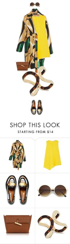 """""""eva2037"""" by evava-c ❤ liked on Polyvore featuring STELLA McCARTNEY, Acne Studios, Sophie Hulme and Michael Kors"""