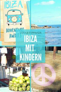 Familienurlaub, nachhaltiger Tourismus und ruhige Strandbuchten auf Ibiza? Ja, tatsächlich. Die Insel kann viel mehr als nur Party. Wir haben in Santa Eulàlia eine ganz andere Seite von Ibiza kennen gelernt. #Ibiza #Balearen #Spanien Menorca, Ibiza Hotel, Travel Around The World, Around The Worlds, Ibiza Party, Party Hairstyles, Spain Travel, Ocean Beach, Travel With Kids