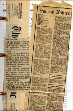 John Winchester's Journal