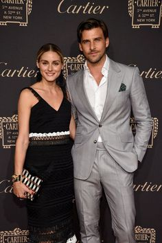 Olivia Palermo At Cartier Store Reopening On Fifth Avenue In New York