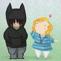 Darkest Powers by ~sazaar on deviantART - Derek and Chloe - Kelley Armstrong - Fan Art