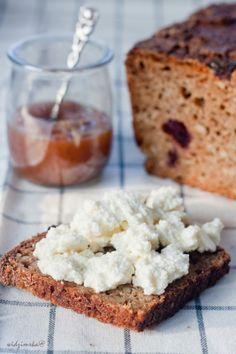 Widzimrka: Kwaśne mleko, biały ser / How to make cheese out of milk