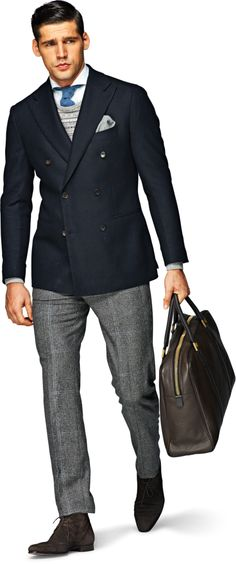 The Working Man: Men, Are You Ready for Fall? | TheWorkingWardrobe.com