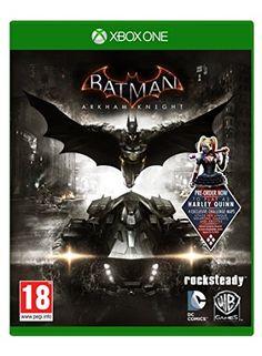 From 1.15:Batman: Arkham Knight (xbox One)