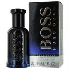 d9e29051f5f Boss Bottled Night By Hugo Boss Edt Spray 1 Oz