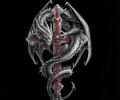 Tattoo Designs Dragon Anne Stokes 55 Ideas For 2019 Tribal Tattoo Designs, Dragon Tattoo Designs, Tribal Tattoos, Ankle Tattoo For Girl, Ankle Tattoo Small, Ankle Tattoos, Anne Stokes, Kurt Tattoo, Black Dragon Tattoo
