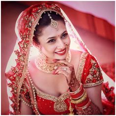 Divyanka Tripathi and Vivek Dahiya's Rang Dey Wedding Is Weaved of Dreams…