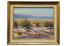 """Springtime on the Desert by Paul Grimm  