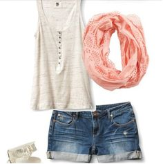 Cute clothes for summer:)