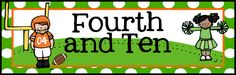 Math facts fluency practice ideas...plus this leads to many other activities for learning ...Fourth and Ten