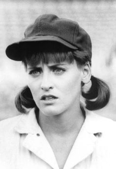 Lori Petty as Kit from A League of Their Own
