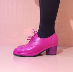 MP's take on simply pink: Elevated Oxford. — paikassa Minna Parikka Universum.