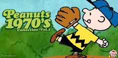 Charlie Brown/Peanuts Specials - 1970's Collection, Volume 2 DVD Set Announced