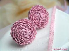 Rybenka / Pink vintage roses Vintage Roses, Vintage Pink