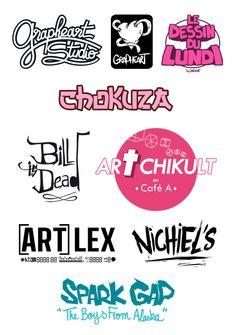 Logos by Grapheart Studio #branding, #logo# design #graphic , via Behance <<< repinned by www.BlickeDeeler.de