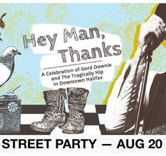 ARGYLE STREET PARTY  TMRO ... 2pm -- MIDNIGHT . from @downtownhalifax  UPDATE (July 21 2016): We are excited to confirm that all of Argyle Street will be closed to traffic from 1pm on August 20 2016 to allow for on-street programming (a street party!) - more details to follow. We are also pleased to announce that ferry service will be extended on this day with the last trip departing the Halifax terminal at 12:45 AM with thanks to Halifax Transit.  We require some volunteers to perform…