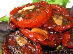 Подборка лучших рецептов приготовления вяленых помидоров - классический вариант, быстрый способ консервирования и рецепт в микроволновке