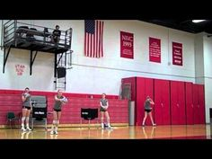 This week Assistant Coach Heather Olmstead talks about how the Utes serve using a Jump Float! Remember to check back each week for more Training Tips of the . All Volleyball, Volleyball Skills, Volleyball Training, Coaching Volleyball, Training Tips, Athlete, Basketball Court, Teaching, Sports