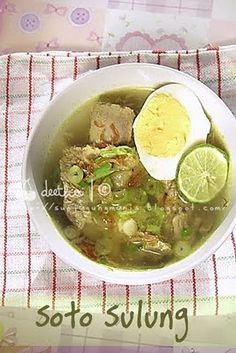 Indonesian Food, Cucumber, Catering, Food And Drink, Low Carb, Menu, Cooking Recipes, Soups, Ethnic Recipes