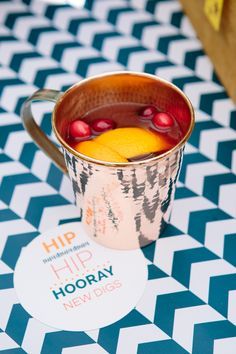 Copper Mugs and Chevron | Red Stamp Fall Lookbook