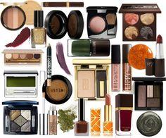 Ann Robie Fashion: The Best Makeup For Three Autumn Types: warm Autumn, soft Autumn, deep Autumn