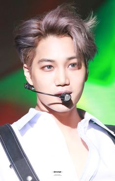 Kai 카이 || Kim Jongin 김종인 || EXO 엑소 || 1994 || 182cm || Main Dancer || Rapper || Vocal || Visual