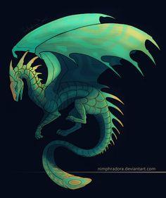 Dragon 10.2 by Nimphradora on DeviantArt