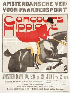 Concours Hippique, 1914