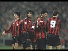 Witness my selection of the very best AC Milan squad from the very  beginning. Thank you to video of