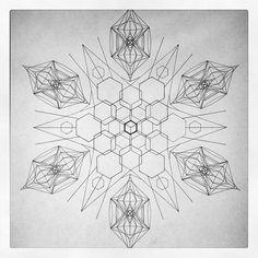 sacred geometry art - Google Search