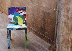 IdeaFixa » Roupas que viram cadeiras
