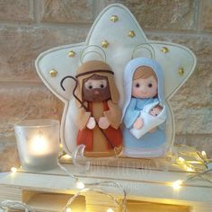 1 million+ Stunning Free Images to Use Anywhere Nativity Ornaments, Nativity Crafts, Ornament Crafts, Christmas Projects, Felt Crafts, Holiday Crafts, Felt Christmas Decorations, Felt Christmas Ornaments, Christmas Nativity