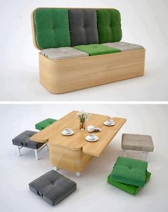 Convertible Couch / Table