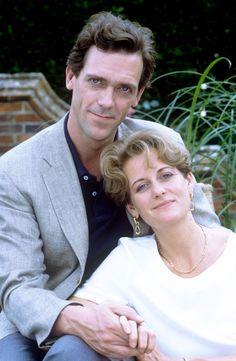 Hugh Laurie and Jessica Turner- 1993 HQ - Hugh Laurie Photo (32810074) - Fanpop