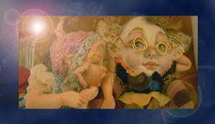 b.b. flockling: Faerie Gardens, Fairy World & Fantastic Creatures Keka❤❤❤