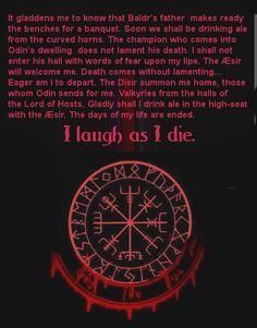 another perfect catastrophe – Norse Mythology-Vikings-Tattoo Odin Norse Mythology, Norse Runes, Norse Pagan, Norse Symbols, Old Norse, Mayan Symbols, Egyptian Symbols, Ancient Symbols, Viking Life