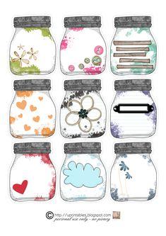 more mason jars