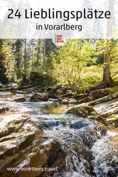 Was macht Vorarlberg so besonders? GastgeberInnen verraten Ihre Lieblingsplätze für Urlaub und Freizeit in Vorarlberg. Empfehlungen zwischen Bodensee und den Gletschern um Natur, Kultur und Kulinarik zu erleben und entdecken. Bergen, Austria, Career, Wanderlust, Hotels, Camping, Outdoor, Lifestyle, Travel