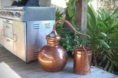 10 Gallon Whiskey Still - $670
