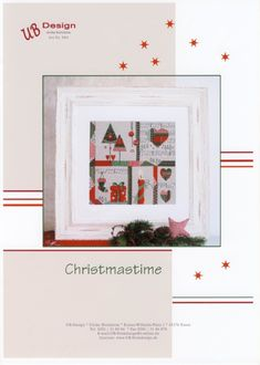 Gallery.ru / Фото #1 - 884 - Auroraten Projects To Try, Gallery Wall, Cross Stitch, Embroidery, Holiday Decor, Frame, Christmas, Design, Crafts