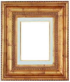 Country French Frame with Linen Liner