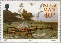 Sello: Pictures (Isla de Man) (Pictures) Mi:IM 456,Yt:IM 489,AFA:IM 449