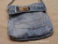 Jeans to Bag tutorial Denim Tote Bags, Denim Purse, Blue Jean Purses, Denim Ideas, Denim Crafts, Recycled Denim, Handmade Bags, Ideias Fashion, Farmer