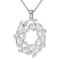 Gender: UnisexNecklace Type: Pendant NecklacesStyle: TrendyChain Type: Link ChainMaterial: MetalShape\pattern: PlantPendant Size: please check the pictureItem Type: NecklacesFine or Fashion: FashionMetals Type: please check the pictureFunction: please check the picture Clasp: Lobster, Chain Type: LinkLength: 18 inchsMetals Type: Silver Plated Necklace Types, Drop Necklace, Pendant Necklace, Women Jewelry, Fashion Jewelry, Leaf Pendant, Chain Pendants, Sterling Silver Jewelry, 925 Silver