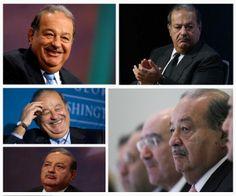 #PymeBio Carlos Slim, con 74 años es un empresario mexicano, fundador del Grupo Carso. Fue clave en el espectacular crecimiento de su imperio empresarial su desembarco en el mercado de las telecomunicaciones, propiciado por la privatización de #Telmex en 1990. Es considerado el 2do hombre más rico del mundo con 72,000 mdd según @Forbes. #Negocios